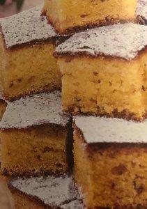 Torta di mais cake