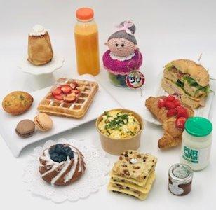 Sarah & Abraham ontbijt